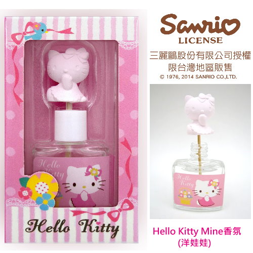 <table><tr><td><font color=blue>Hello kitty mini香氛(洋娃娃)</font></td></tr></table>