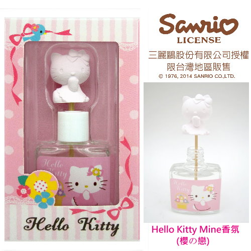 <table><tr><td><font color=blue>Hello kitty mini香氛(櫻ソ戀)</font></td></tr></table>