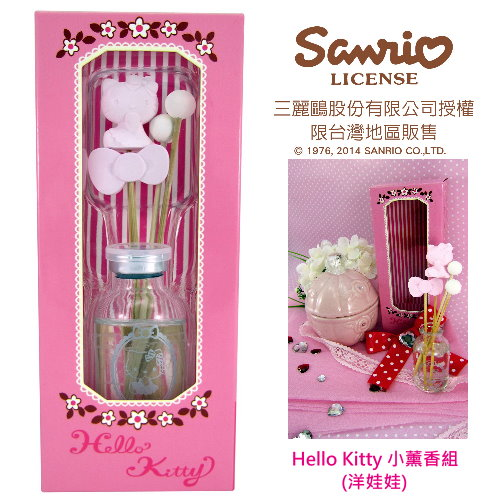 <table><tr><td><font color=blue>Hello kitty 小薰香(洋娃娃)</font></td></tr></table>